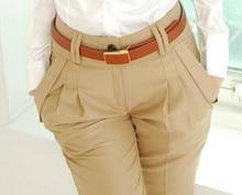 плюс брюки женские брюки