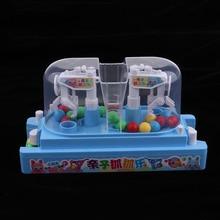 1 комплект мини коготь конфеты/шары машина обучающая игрушка, два игрока PK Игровой Автомат Игрушка Родитель Дети интерактивные игрушки