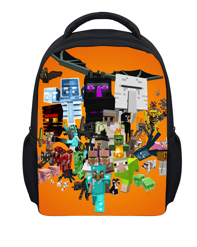 Aliexpress.com : Buy Wholesale 12 Inch Kids School Minecraft ...
