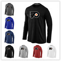 Cheap Philadelphia Flyers  Long Sleeve T Shirts Big&Tall Logo Fashion Flyers Tees Shirt Cotton O-Neck T-shirt
