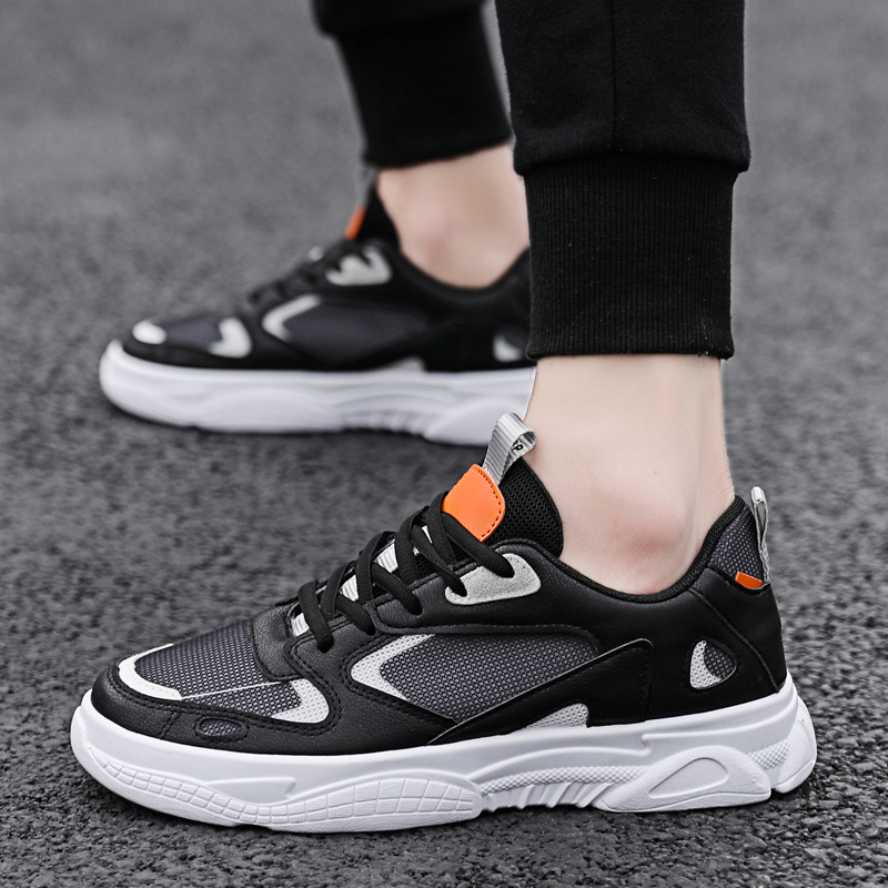 Mens Vulcanized Shoes Breathable Comfort Sneakers Men Casual Shoes Fashion Men Shoes Lace Up Men Sneakers Zapatillas DeportivaMens Vulcanized Shoes Breathable Comfort Sneakers Men Casual Shoes Fashion Men Shoes Lace Up Men Sneakers Zapatillas Deportiva
