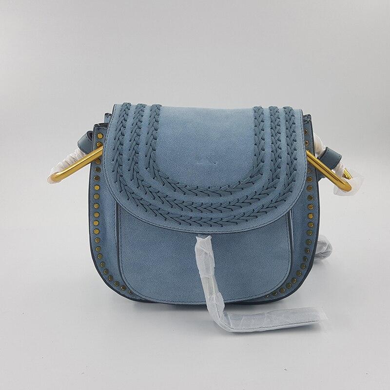 CHudson Buckskin замша Текстура натуральная кожа бахрома ручной работы винтажная позолоченная рок Скраб Женская сумка Роскошные сумки дизайнерск