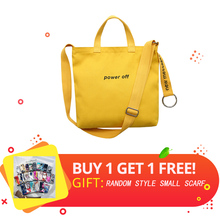 цены Women Casual Handbags Shoulder Bags Environment friendly Portable Letter Pattern Student Computer Bags Shopping Zipper Bag