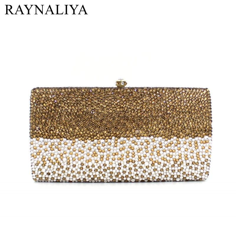 2017 Sale New Minaudiere Evening Bags Women Patchwork Beading Ladies Wedding Party Clutch Bag Crystal Purses Smyzh-e0066 women luxury rhinestone clutch beading evening bags ladies crystal wedding purses party bag diamonds minaudiere smyzh e0193 page 1