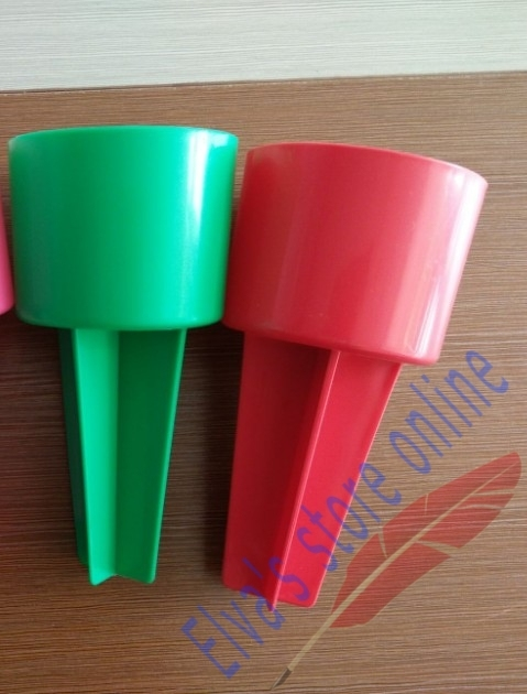 Retail 1pcs Summer Style Holiday Pp Plastic Beach Cup Drinks Bottle