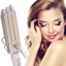 Corrugated Designed Hair Styling Curler