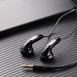 Image 5 - QianYun Qian25 Внутриканальные наушники вкладыши, динамические наушники с плоской головкой, басовые Hi Fi наушники для iphone 6s, для телефонов xiaomi mi5, ПК, mp3