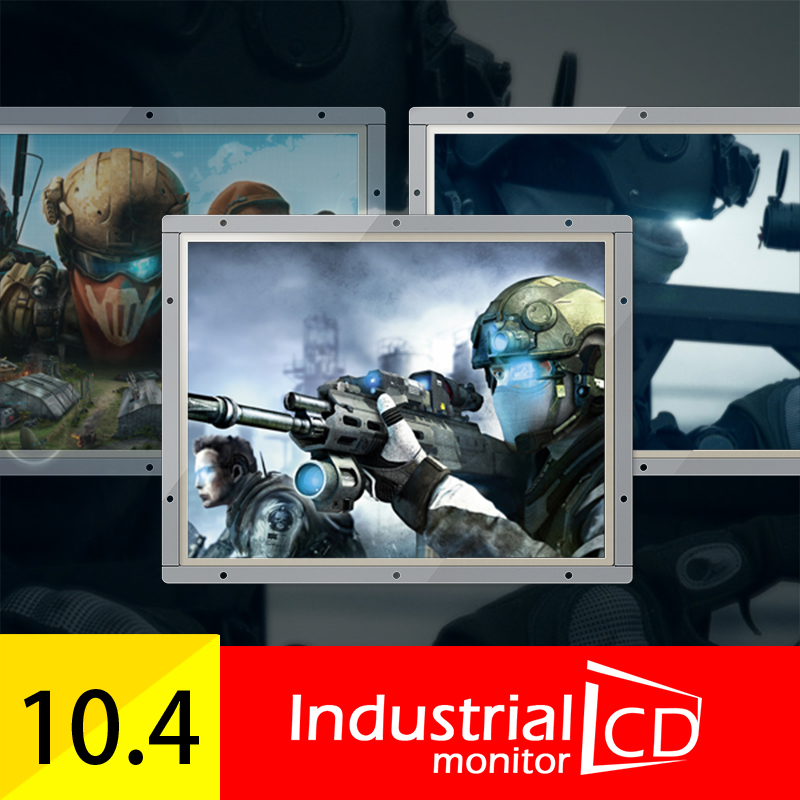Hot sale! Faismars 10.4 Inch Open Frame 4 wire Resistive Touch ...