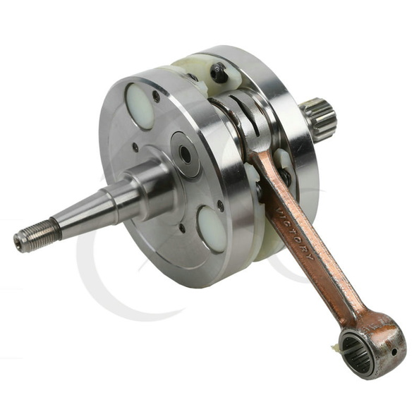 US $179 4 8% OFF|Crankshaft Crank Shaft For YAMAHA YZ250 YZ 250 2003 2009  2004 2005 06 07 2008-in Crankshafts from Automobiles & Motorcycles on