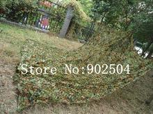3x5M China Military Camouflage Camo Net Woodlands Leaves Sun Shelter Camo Cover for Hunting Camping Holiday Decorations Sunshade