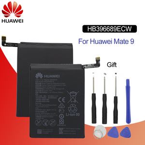 Image 1 - Hua Wei Original Phone Battery HB396689ECW For Huawei Mate 9 Mate9 Real 2900/3000mAh High Quality Replacement Batteries + Tools