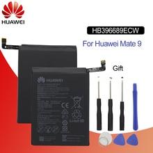 Huawei Orijinal Telefon Pil HB396689ECW Huawei Mate 9 Için Mate9 Gerçek 2900/3000 mAh Yüksek Kaliteli Yedek Piller + araçları