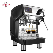 ITOP Italian Coffee Machine Espresso Maker Semi-automatic koffiezetapparaat machine 220V