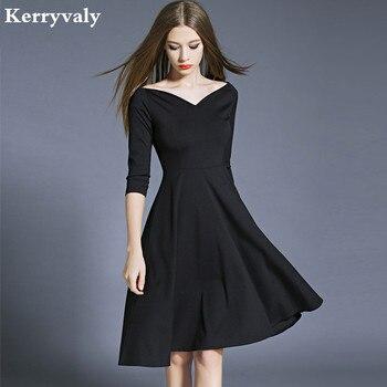 f948d15c3 MUXU verano negro malla sexy transparente vestido de mujer sin espalda  tirantes largos vestidos ...