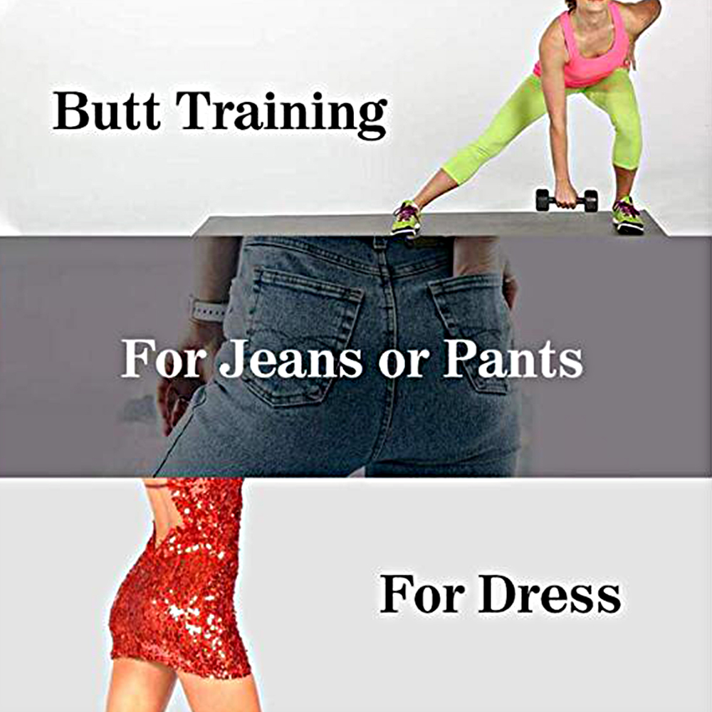 Fake Butt Women Body Shaper Butt Lifter Enhancer Shapewear Slimming Underwear Tummy Control Padded Panties Butt Hip Pads Lift in Control Panties from Underwear Sleepwears