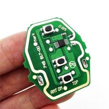 БЕСКЛЮЧЕВОЙ вход EWS пульт дистанционного управления печатная плата 3 кнопки 315 МГц/433 для BMW E46 Высокое качество