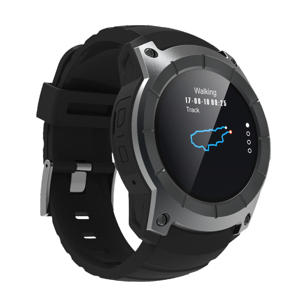 S958 GPS Smart Watch Heart Rate Monitor Fitness Tracker Sports Waterproof Bluetooth 4 0 SIM Card Smartwatch for Android IOS in Smart Watches from Consumer Electronics