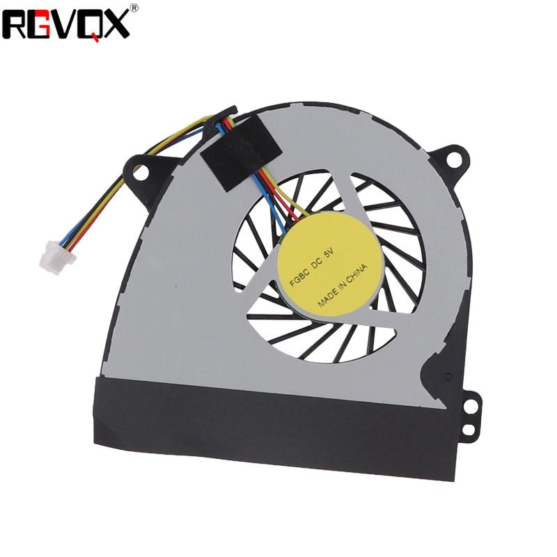 Купить с кэшбэком New Laptop Cooling Fan For Toshiba TECRA A50-A Replacement Cooler