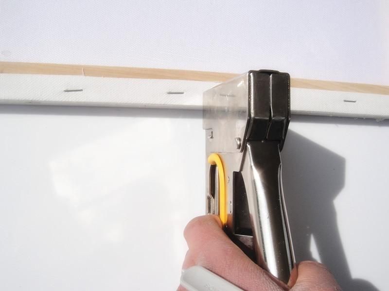 Leinwand Tool Nagel Tacker Für Stretching Leinwand Malerei Montage ...