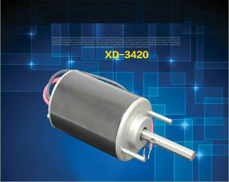 Dc12v 24v 3000 6000 rpm miniature high power dc motor for 6000 rpm ac motor