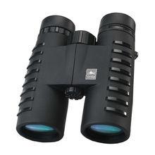 On sale 10×42 Camping Hunting Scopes Asika Binoculars with Neck Strap Carry Bag Free Shipping Telescopes Bak4 Prism Optics Binoculares