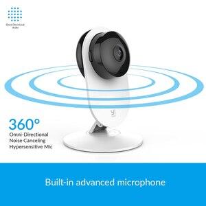 Image 2 - YI 1080p Home Camera 2 pcs AI Human Detection IP Security Surveillance System WIFI YI Cloud Available camera  (US/EU Edition)