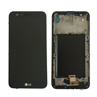 For LG K10 2017 M250 K20 Plus LCD Display With Touch Screen Digitizer With Frame Or