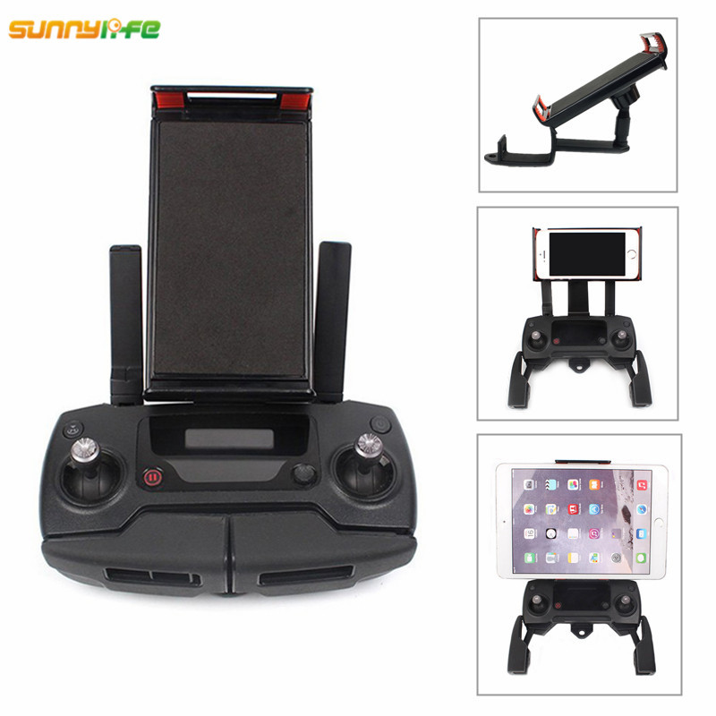 sunnylife-dji-spark-remote-control-dji-font-b-mavic-b-font-air-monitor-holder-font-b-mavic-b-font-pro-accessories-foldable-phone-tablet-bracket-mount-clip
