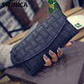 2016 Brand Designer Fashion Female Wallets High-quality Leather Sweet Lady Wallet Women Long Style Purse Card Holder