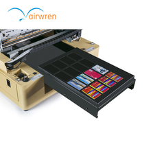 cheap UV flatbed printing machine, phone case, metal ,card, printing machine for sale