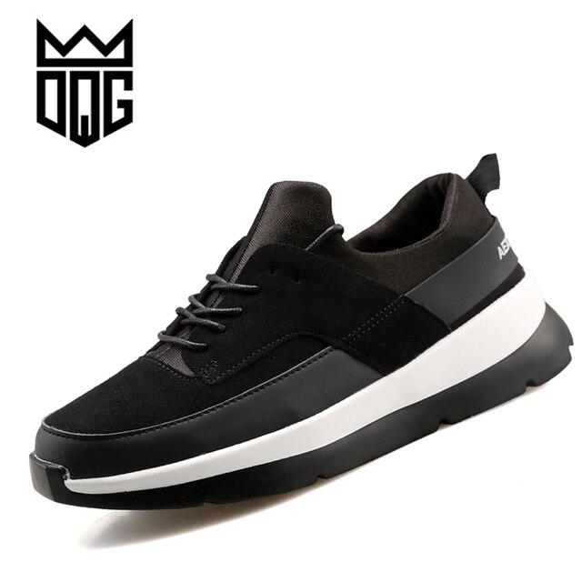 6391ce103310 DQG Мужская обувь для бега, дышащая женская спортивная обувь, Уличная обувь  на шнуровке