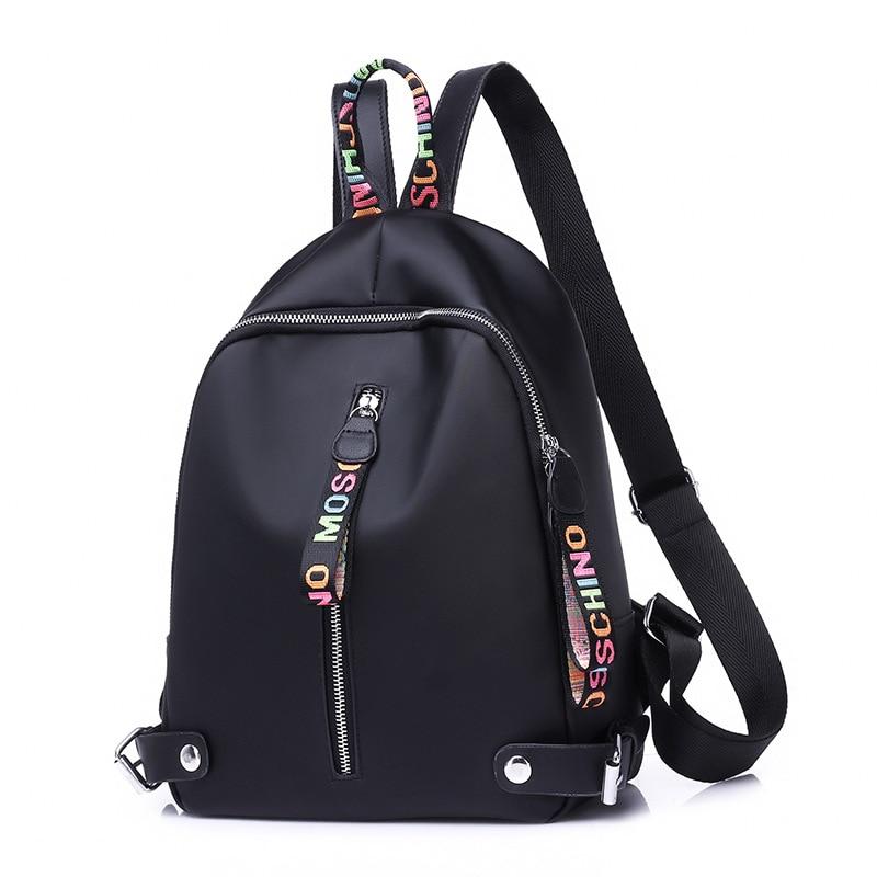 Women Backpacks For Teenage Girls Youth Daypacks New School Shoulder Bag Student Nylon Waterproof Laptop Multifunction Backpack