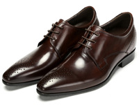 Height Increasing Deyby Shoes Mens Business Shoes Genuine Leather Dress Shoes Mens Wedding Shoes Grow Taller