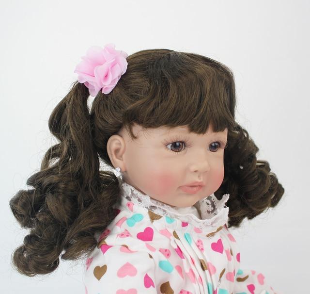 60cm Original Soft Silicone Reborn Baby