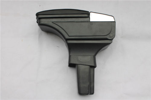 ФОТО Storage Box Armrest Center Console For Honda Fit Jazz 2009-2012 low-equipped model
