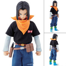 DIMENSION of DRAGONBALL Z (DOD) Android no.17 Action Figure Japan Anime Collectible Mascot Toys
