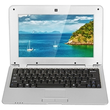 """1088A Android 4.4 Netbook Notebook 10.1"""" WSVGA WM8880 Dual Core 1.5GHz 512MB 4GB WiFi Camera 2 USB Host Laptop for Home Office(China (Mainland))"""