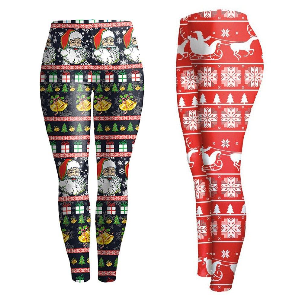 57925c1bc04c2 Leggings Yoga Women vetement sport femme Christmas print leggings-in Yoga  Pants from Sports & Entertainment on Aliexpress.com   Alibaba Group