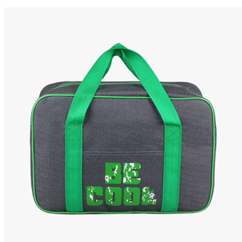 10l Tragbare Peva Picknick-lunchpaket Isoliert Tasche Können Kühler Taschen Ice Cooler Bolsa Termica Para Comida Sac Isotherme Enfant Harmonische Farben