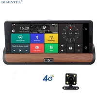 4G Car DVR Camera ADAS Android Auto register With GPS Navigation Full HD 1080P Video Recorder Two Cameras Vehicele