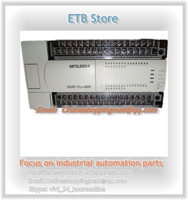 FX2N-48MR-001 FX2N-48MT-001 Relay 220V PLC Module new original fx2n 48mr 001 with free dhl