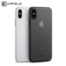 hot deal buy cafele ultra-thin 0.4mm phone case for iphone xs 5.8
