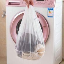 1 шт., новинка, большие утолщенные сумки для стирки, новинка, домашние сетчатые сумки для стирки, мешок для стирки, высокое качество, полезная защитная одежда