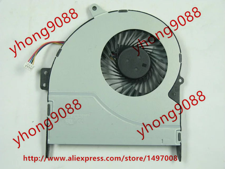Free Shipping Emacro F0XCONN NFB75A05H DC 5V 0.50A 4-wire 4-pin connector Server Laptop Fan free shipping emacro sf7020h12 61as dc 12v 250ma 3 wire 3 pin connector 65mm6 server cooling blower fan
