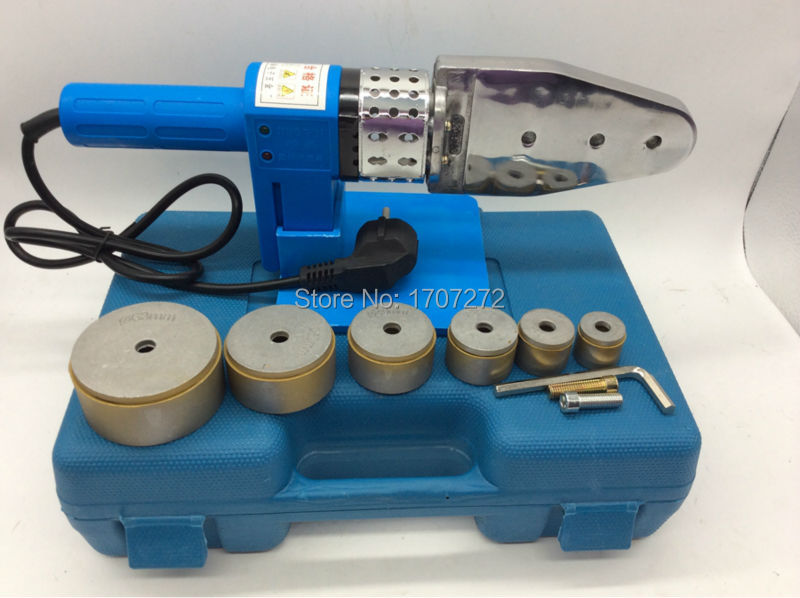 Constant Temperature Electronic PPR Welding Machine, plastic welder AC 220V 800W 20-63mm welding pipes цены