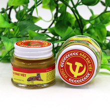 100% Original Red Tiger Balm Ointment Vietment Painkiller Ointment Muscle Pain Relief Ointment Soothe itch 19g цена 2017