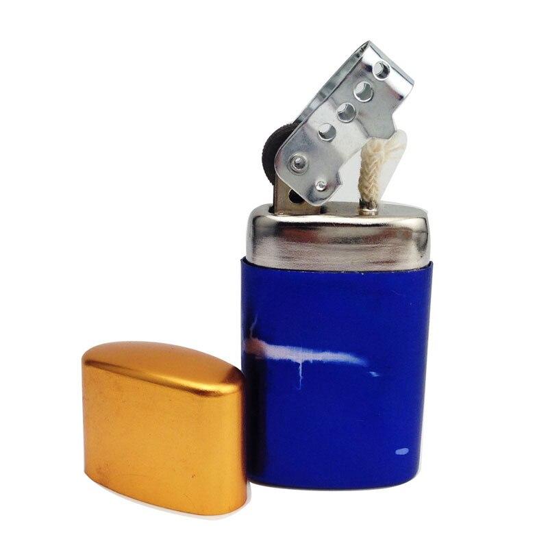 Old Kerosene Zapalovač Kerosene Antique Sbírka kreativního kovu - Výrobky pro domácnost