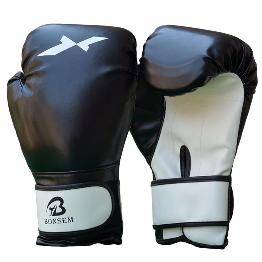 Shiv Naresh Teens Boxing Gloves 12oz: Brazilian Muay Thai PU Leather Boxing Gloves Twin Women