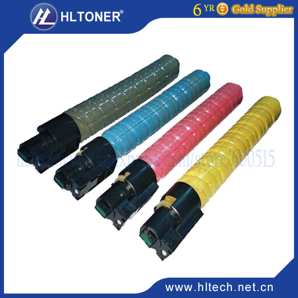 MPC4500 MPC3500 copier toner cartridge compatible Ricoh Aficio MP C3500/C4500 BK/M/C/Y 4PCS/LOT