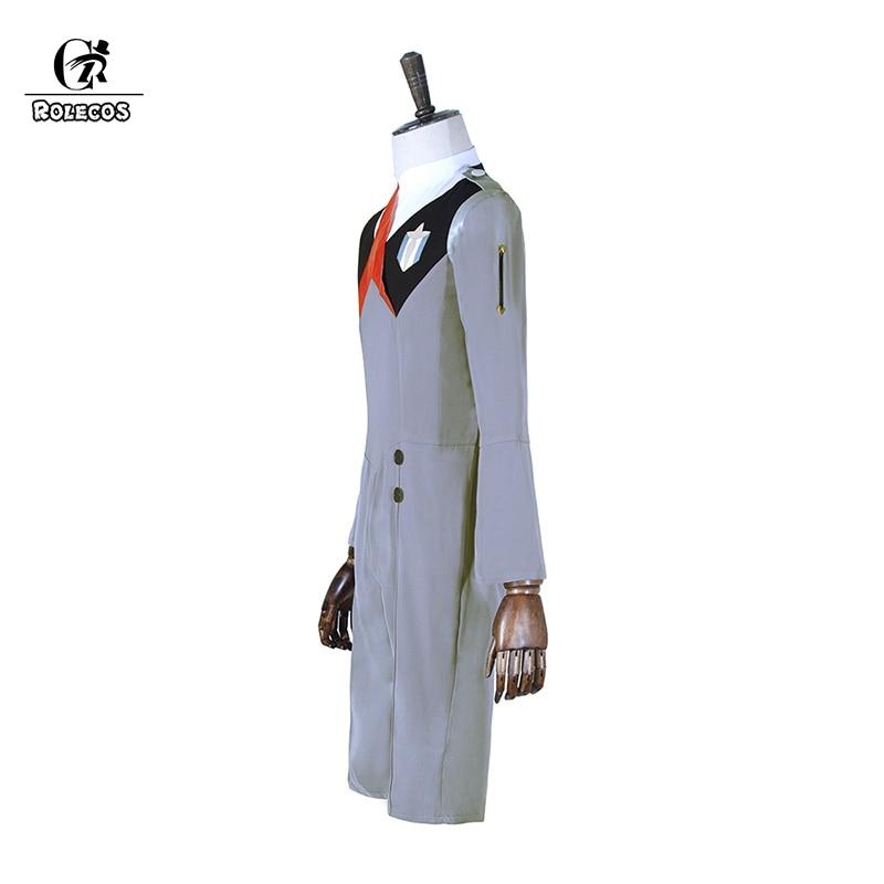 ROLECOS DARLING i FRANXX Cosplay Hiro 016 Cosplay Kostym GORO ZOROME - Maskeradkläder och utklädnad - Foto 4